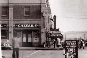 Caesar's étterem Tijuanában